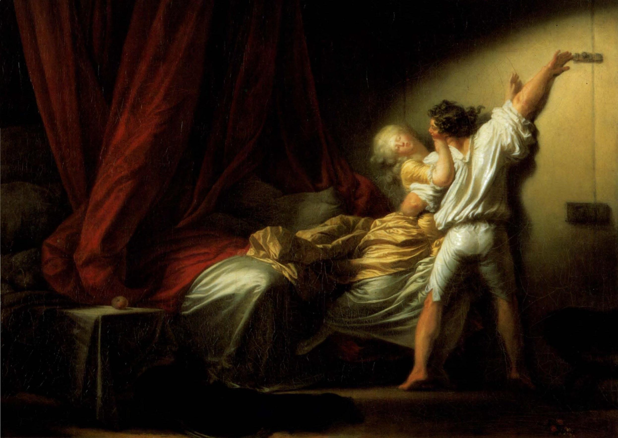 fragonard - verrou