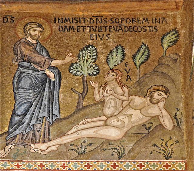 la Bible, Adam et Eve, sommeil, Dieu