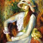 William Glackens-Julia's sister