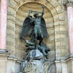 400px-Saint_michel_terrassant_le_dragon_by_francisque_duret
