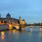 La Seine à Paris - A Szajna Párizsban
