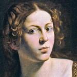le Caravage ste cathérine d'Alexandrie