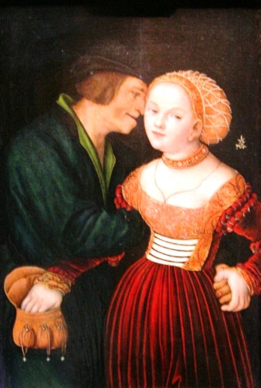 les-amoureux---lucas-cranach-l-ancien