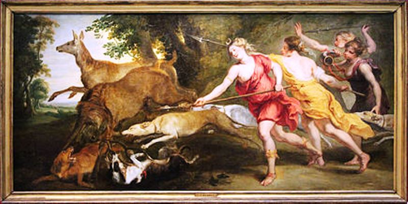 435px-0_Diane_chasseresse_et_ses_nymphes_-_Pierre_Paul_Rubens_(1)