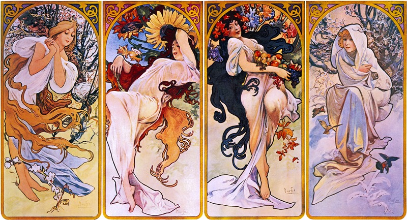 four_seasons_by_alfons_mucha_circa_1895