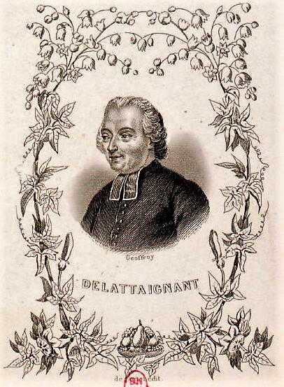 abbé de Lattaignant chansonnier poète
