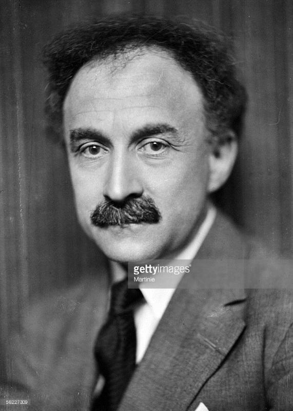 Abel Bonnard (Le faisan, poète, politicien)