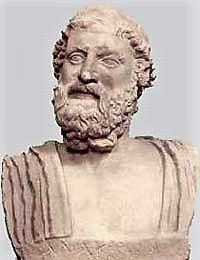 Anacréon poète grec