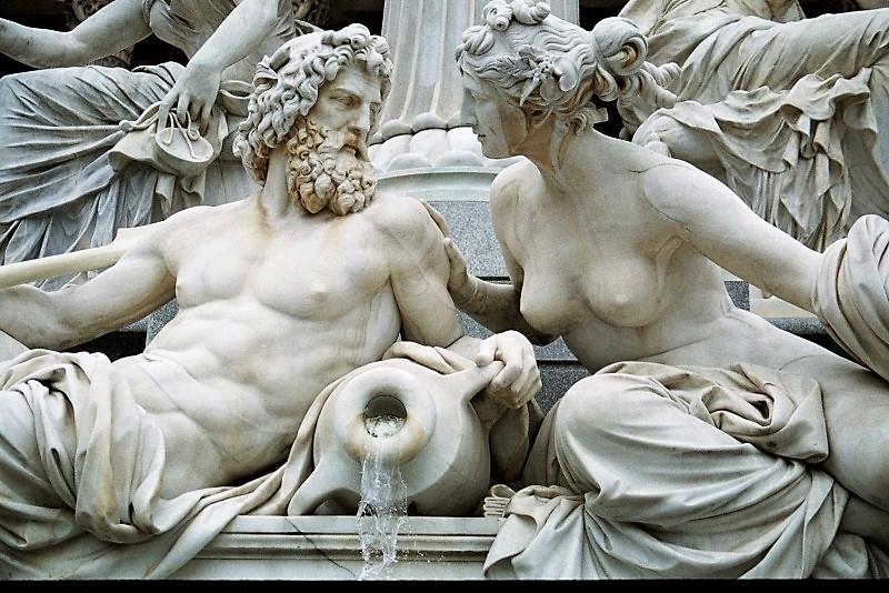 Zeus, Hera, mythes
